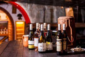 Bacchus étterem bormúzeum