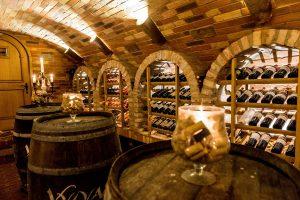 Halászcsárda pince borok Keszthely