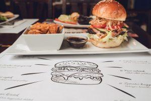 John's pub hamburger