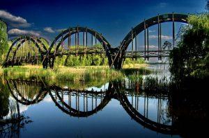 Kis-Balaton híd Keszthely